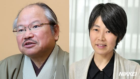 安部龍太郎さん×澤田瞳子さんシンポジウム「歴史小説の魅力 直木賞作家2人が語る」がオンラインで開催